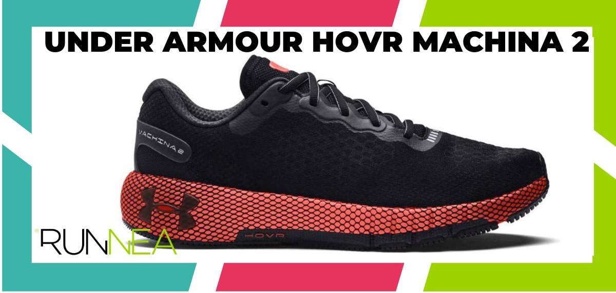 Mejores zapatillas running 2021 - Under Armour HOVR Machina 2