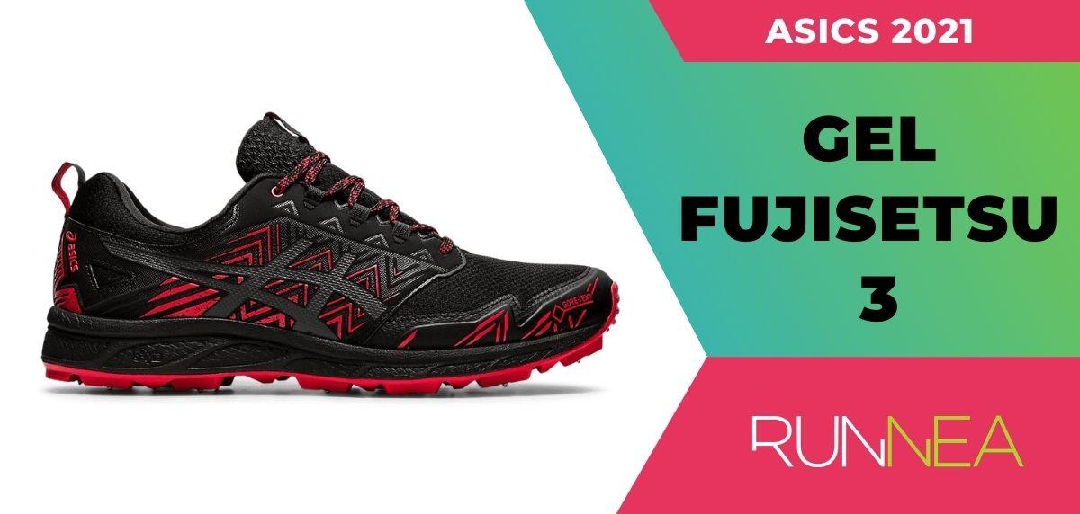 Le migliori scarpe da trail running di Asics 2021, ASICS Gel-Fujisetsu 3