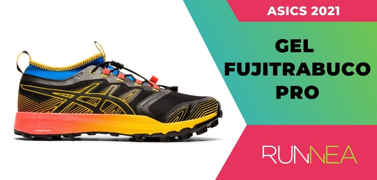 Le migliori scarpe da trail running di Asics 2021, ASICS Gel Fujitrabuco Pro