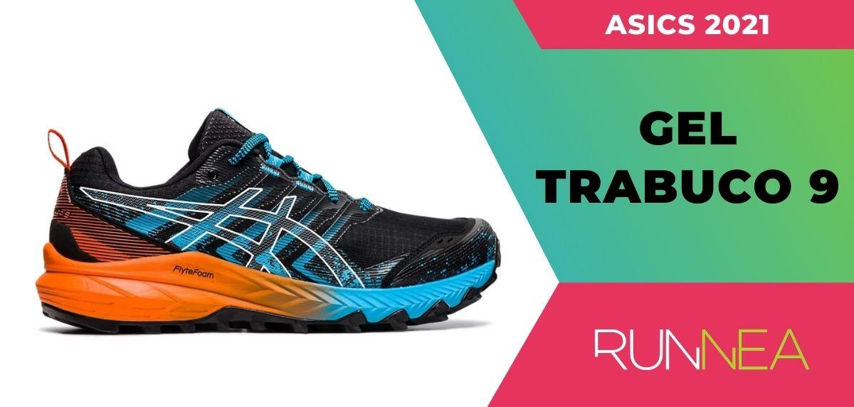 Le migliori scarpe da trail running di Asics 2021, ASICS ASICS Gel-Trabuco 9
