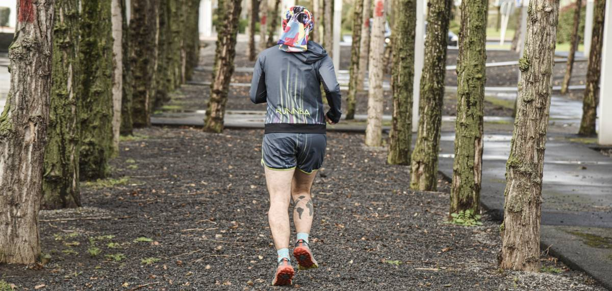 New Balance Fresh Foam More Trail v1, perfil de corredor
