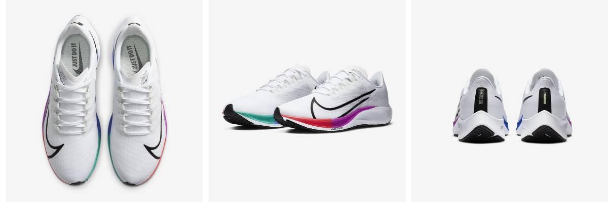 Las mejores zapatillas con Nike Zoom Air, Nike Pegasus 37