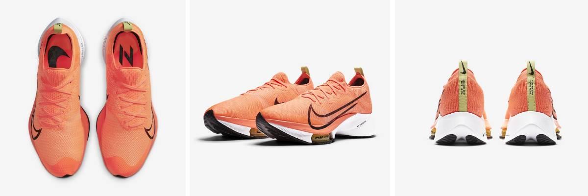 Las mejores zapatillas con Nike Zoom Air, Nike Tempo Next%