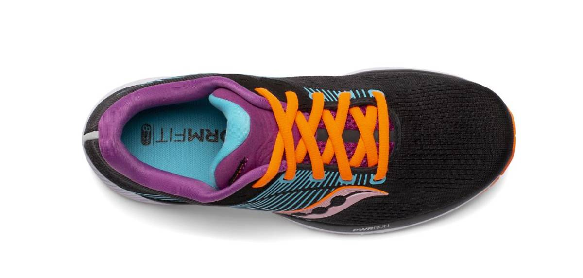 Saucony Guide 14, tomaia