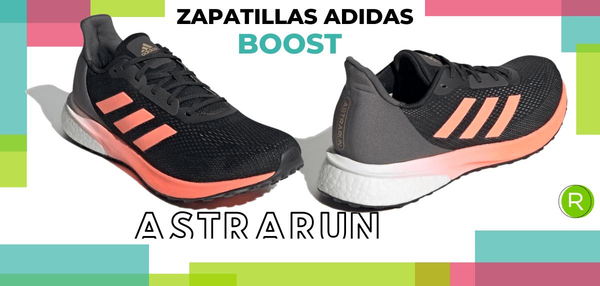 Mejores zapatillas adidas con espuma Boost - adidas Astrarun