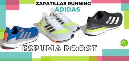 Las mejores zapatillas adidas con tecnología Boost para running