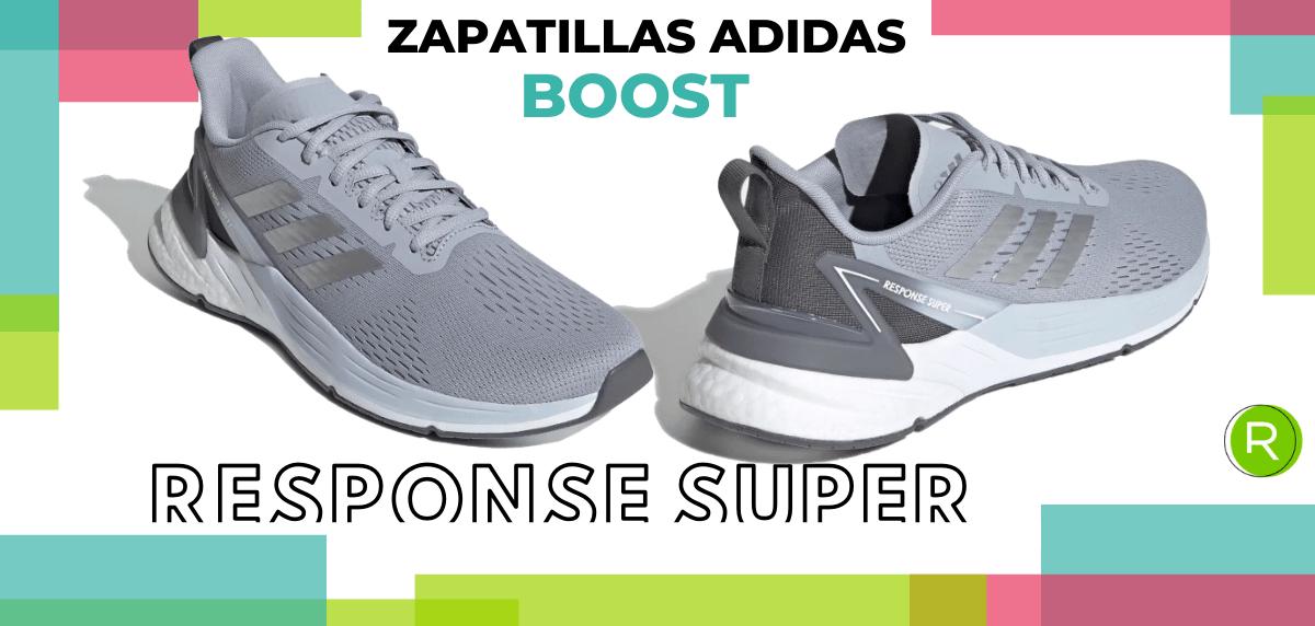 Mejores zapatillas adidas con espuma Boost - adidas Response Super