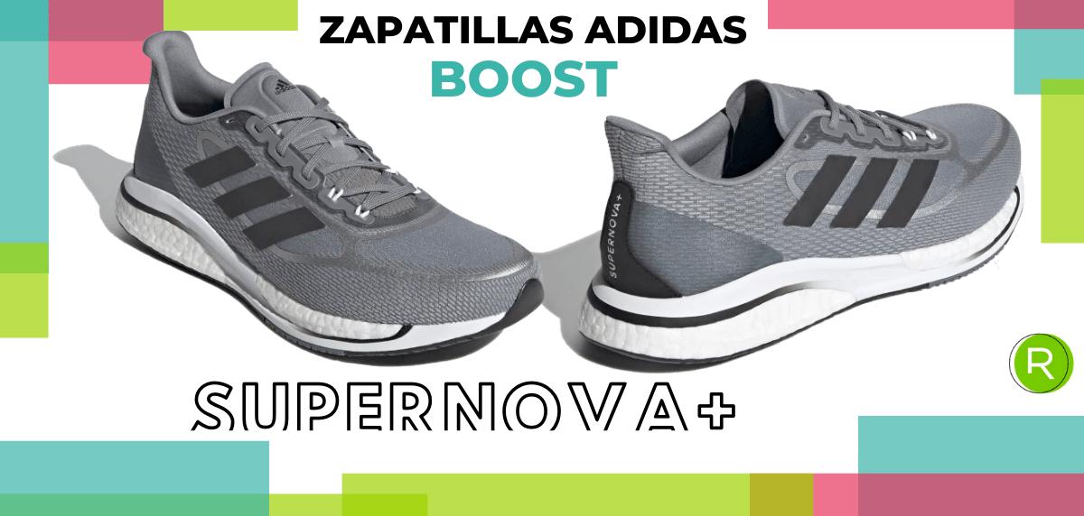 Mejores zapatillas adidas con espuma Boost - adidas Supernova+