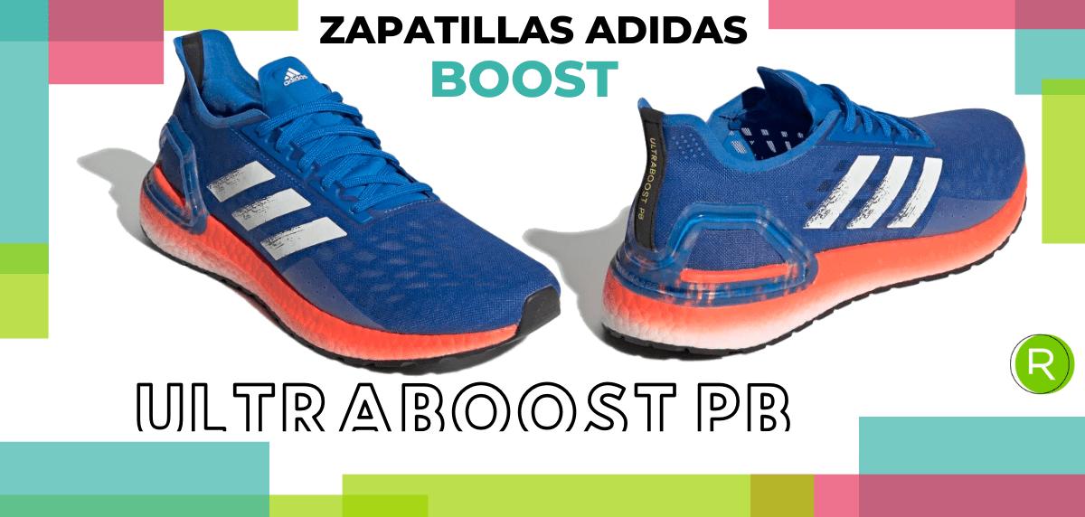 Mejores zapatillas adidas con espuma Boost - adidas Ultraboost PB