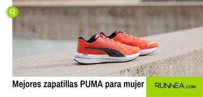 Las 5 mejores zapatillas de running PUMA para mujer de 2021