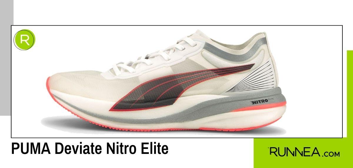 Las 5 mejores zapatillas de running PUMA para mujer de 2021: PUMA Deviate Nitro Elite