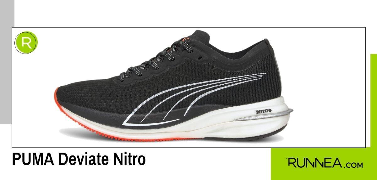 Las 5 mejores zapatillas de running PUMA para mujer de 2021: PUMA Deviate Nitro