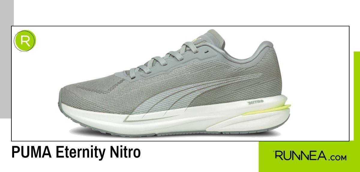 Las 5 mejores zapatillas de running PUMA para mujer de 2021: PUMA Eternity Nitro