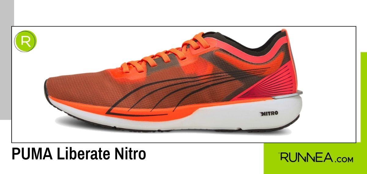 Las 5 mejores zapatillas de running PUMA para mujer de 2021: PUMA Liberate Nitro
