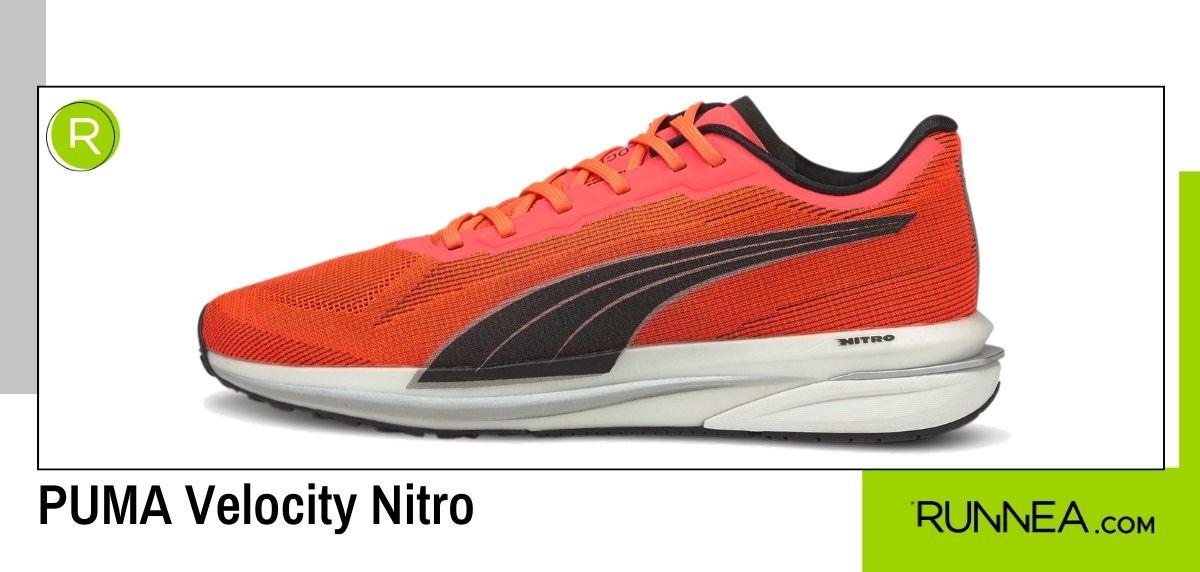 Las 5 mejores zapatillas de running PUMA para mujer de 2021: PUMA Velocity Nitro