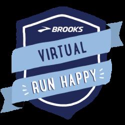 Cartel - Brooks Virtual Run Happy