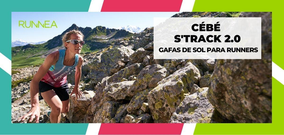 Cébé S'Track 2.0, las nuevas gafas de sol con máxima estabilidad para los deportistas más exigentes
