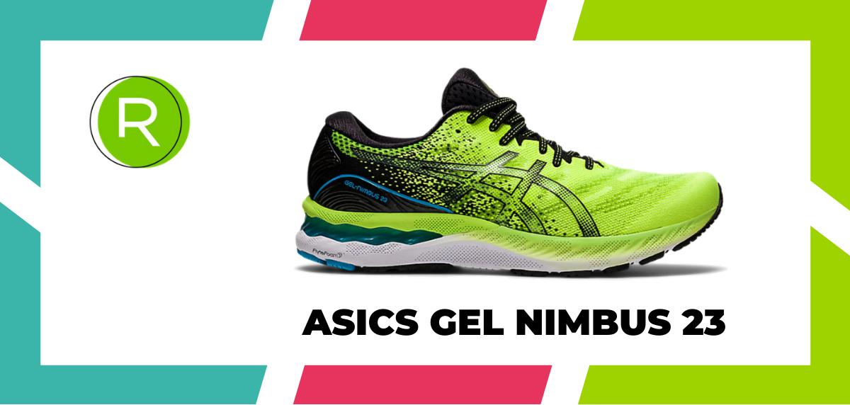ASICS Gel Nimbus 23