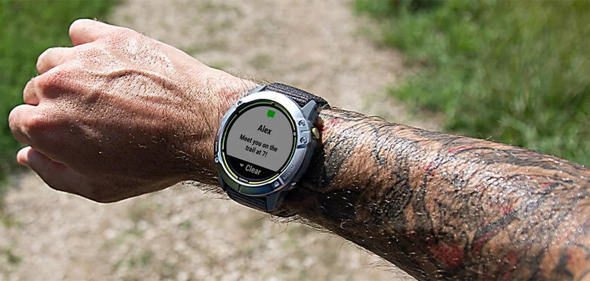 Autres caractéristiques de la Garmin Enduro pour les coureurs d'ultra trail - photo 3