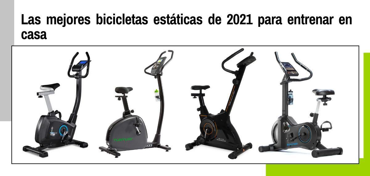 Las mejores bicicletas estáticas de 2021 para entrenar en casa