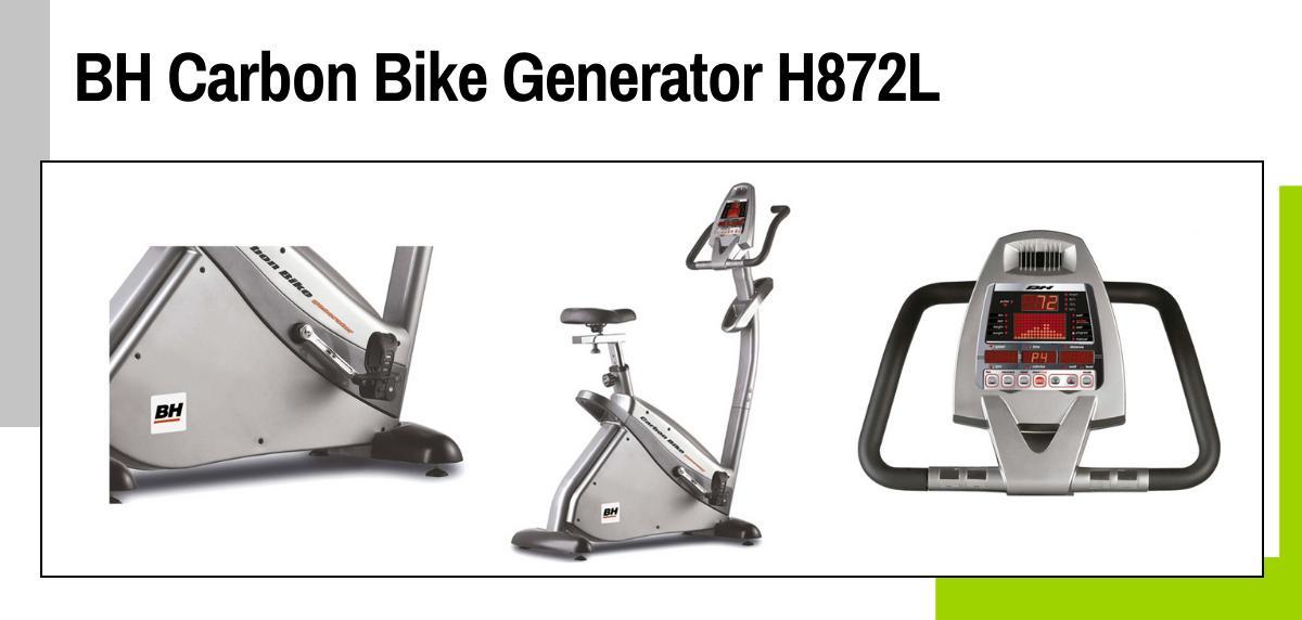 BH Carbon Bike Generator H872L