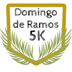 Cartel - Domingo de Ramos 5k