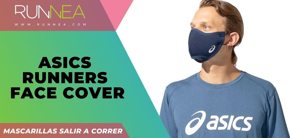 Mejores mascarillas para salir a correr - ASICS Runners Face Cover