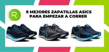 Las 9 mejores zapatillas de ASICS para empezar a correr en asfalto