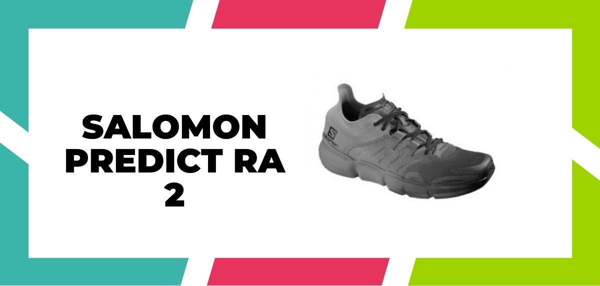 Meilleures chaussures de course mixtes trail et route pour 2021, Salomon Predict RA 2