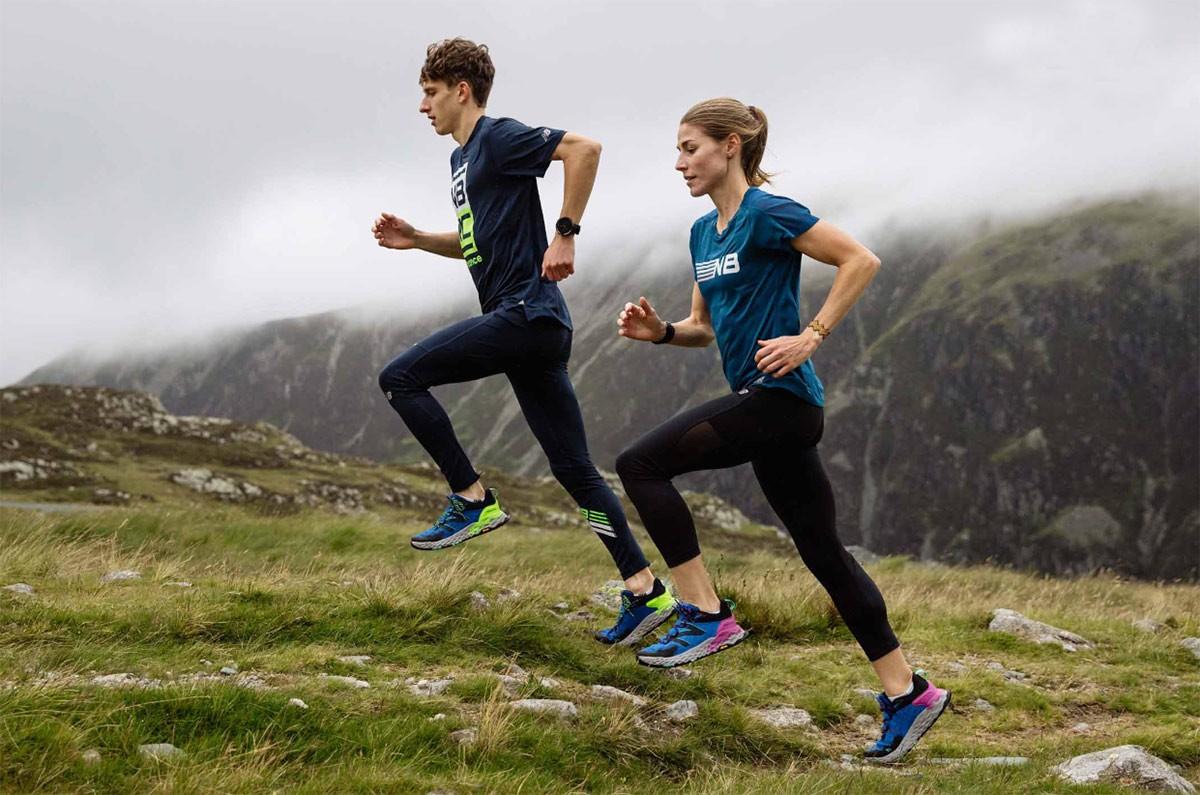 Zapatilla ideal de New Balance para practicar trail running, sus tope de gama - foto 1
