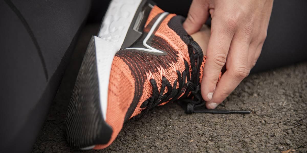 Review Nike React Infinity Run Flyknit 2, diseño
