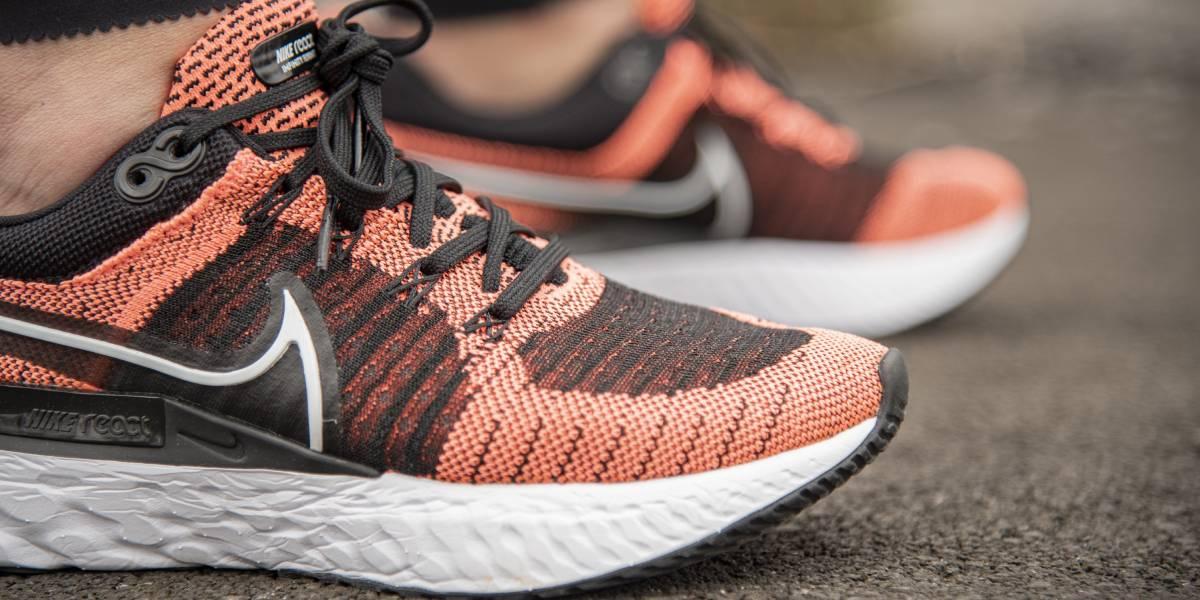 Review Nike React Infinity Run Flyknit 2, distancia