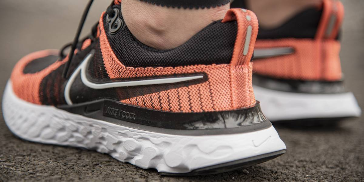 Review Nike React Infinity Run Flyknit 2, reactividad
