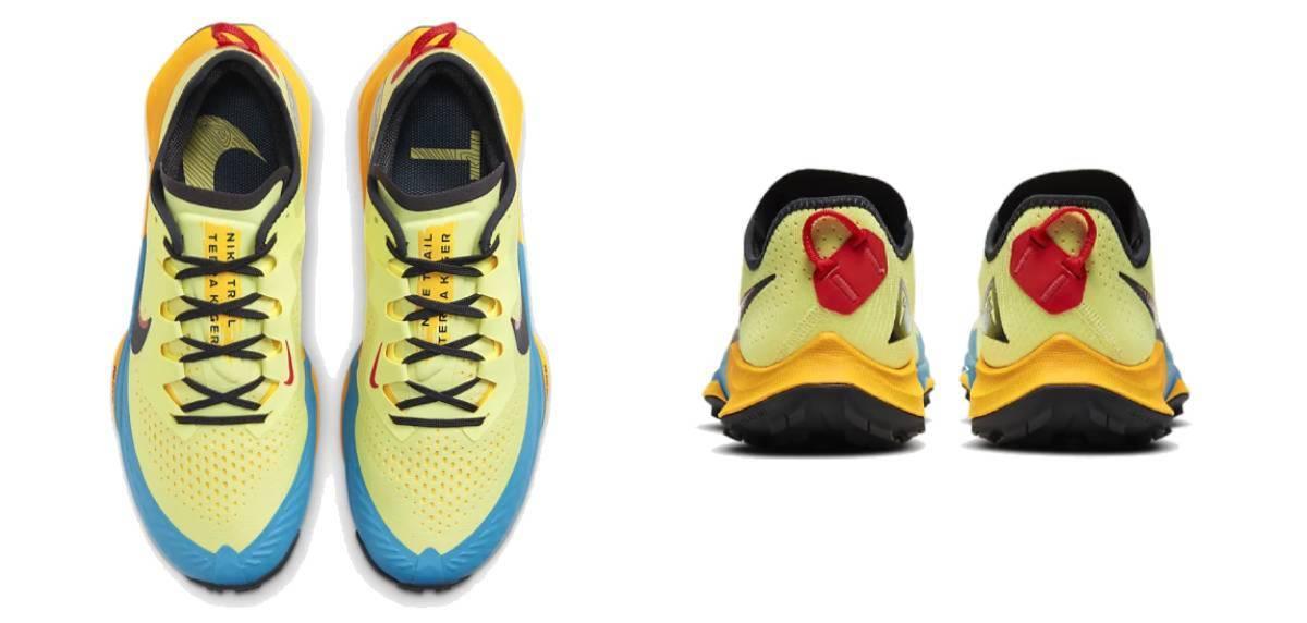 Nike Air Zoom Terra Kiger 7, superiore