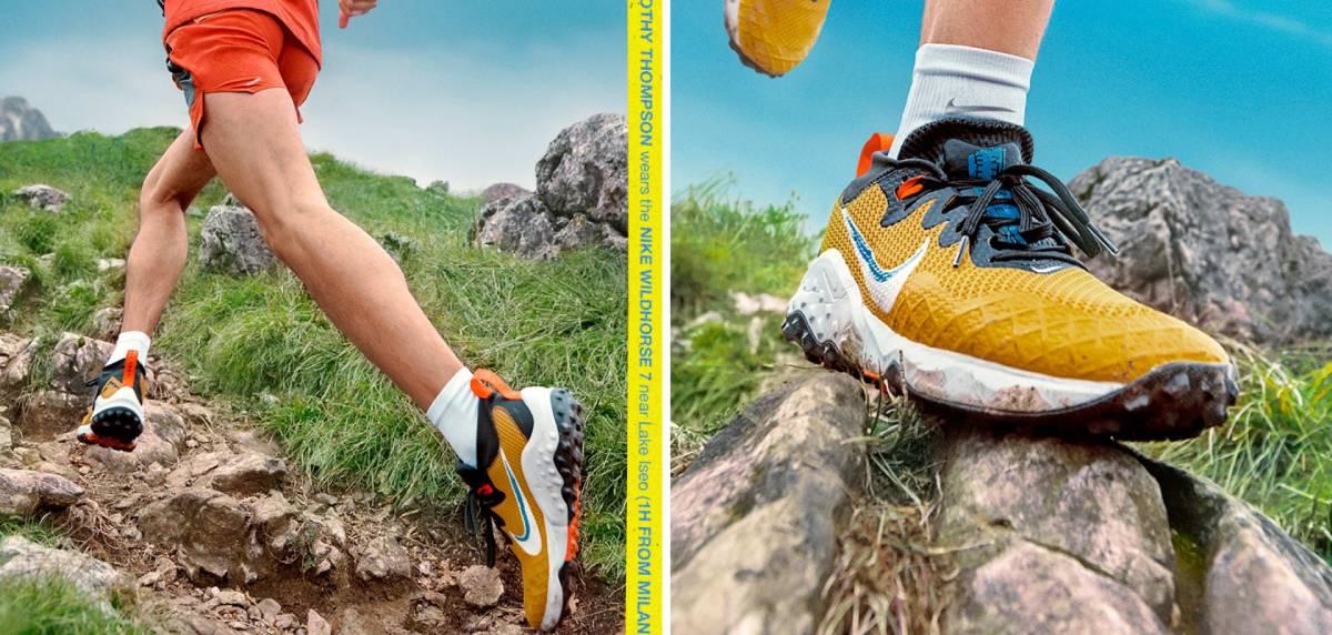 Nike Wildhorse 7, características principales