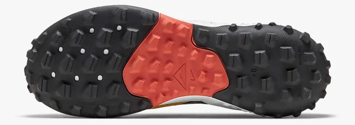Nike Wildhorse 7, tracción y adherencia sobre múltiples superficies - foto 2