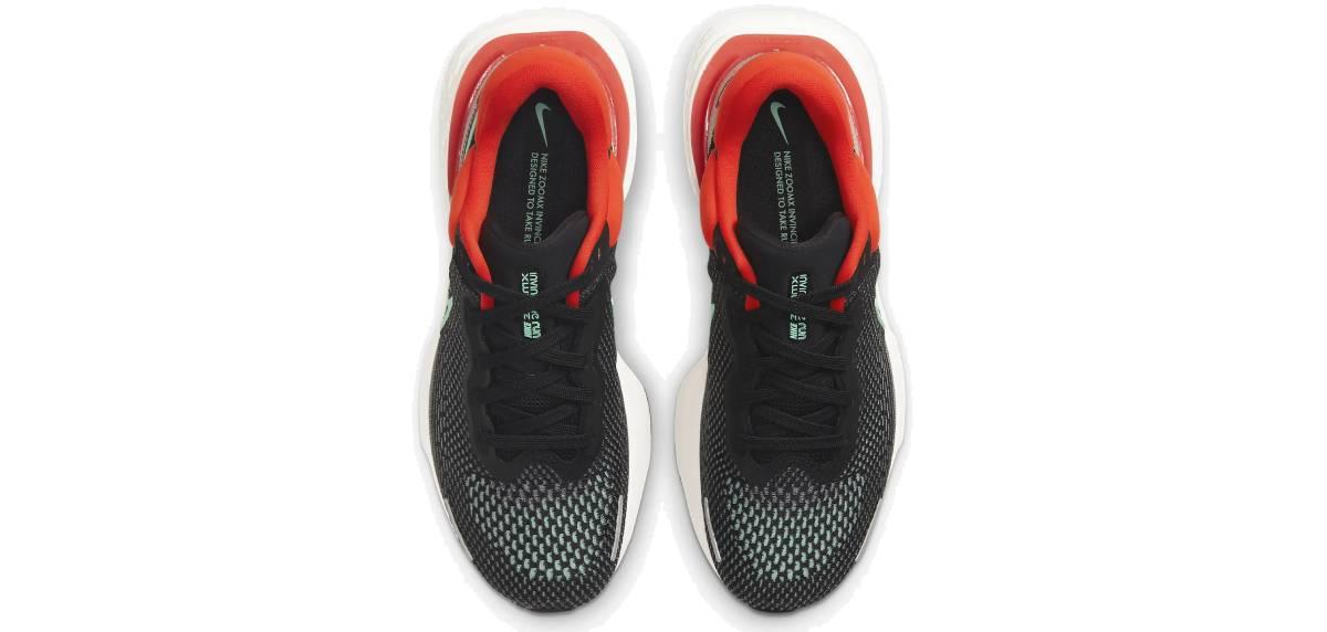 Nike ZoomX Invincible Run Flyknit, upper