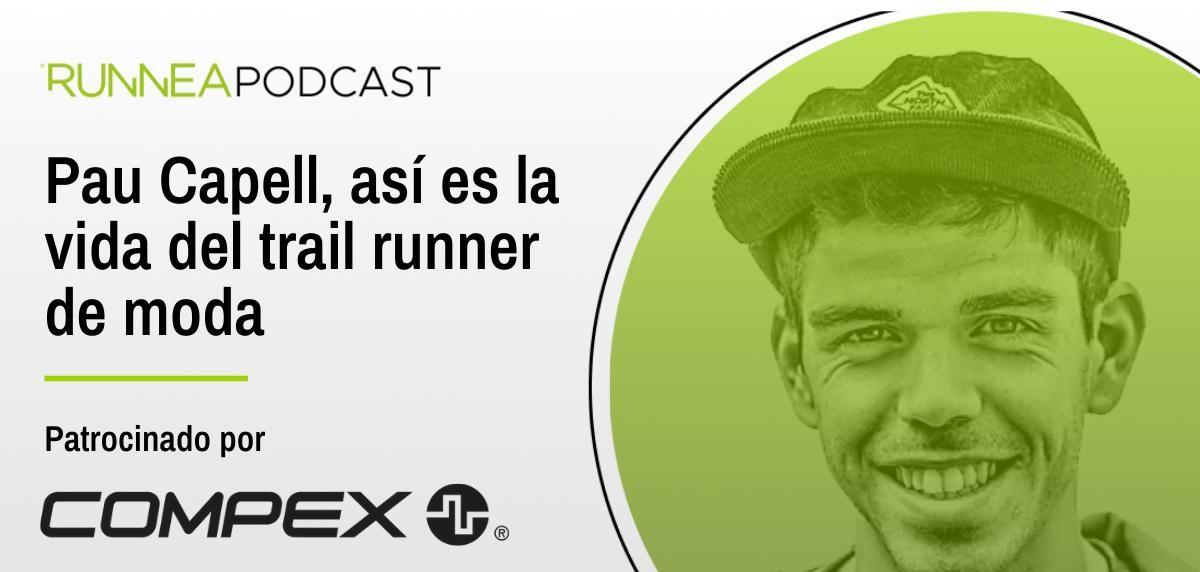 Pau Capell, así es la vida del trail runner de moda