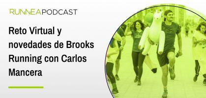 Te presentamos el reto virtual de Brooks y las novedades de la marca para este 2021