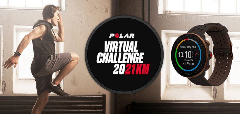Polar Virtual Challenge 2021
