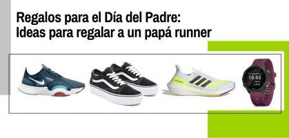 Regalos para el Día del Padre: Ideas para regalar a un papá runner