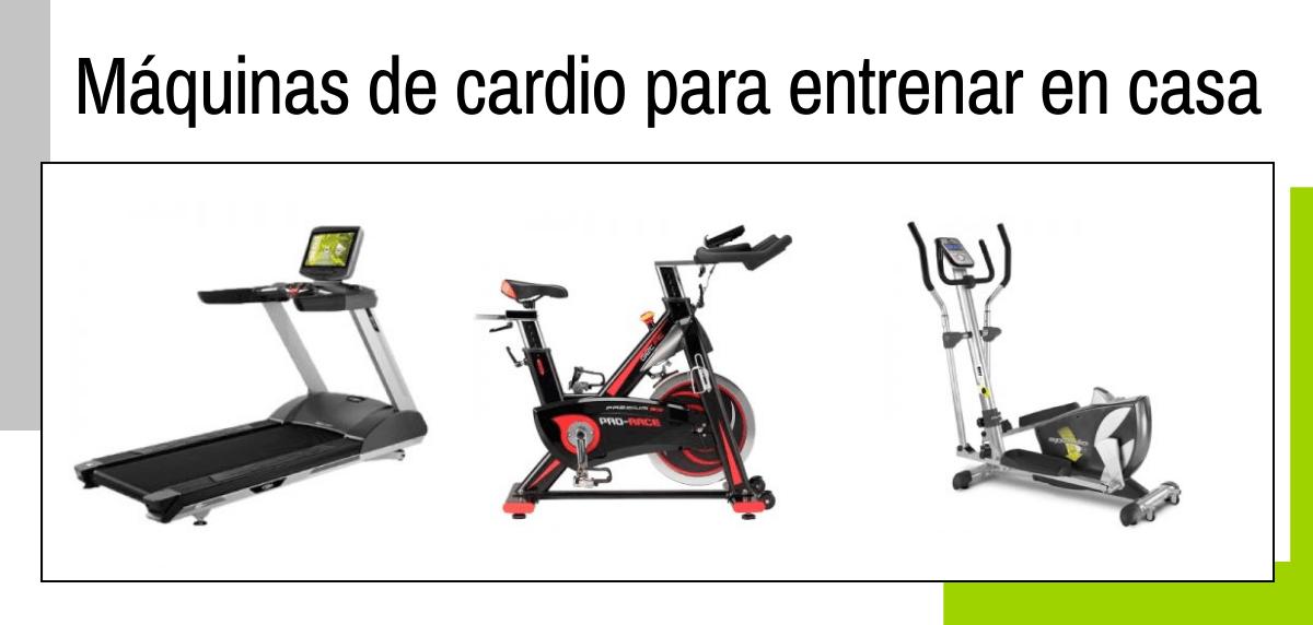 Las mejores ideas para regalar a un papá runner - Máquinas de cardio para entrenar en casa
