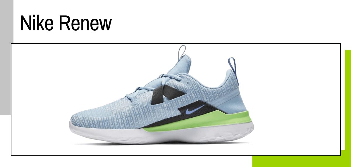 Las mejores ideas para regalar a un papá runner - zapatillas sneaker: Nike Renew