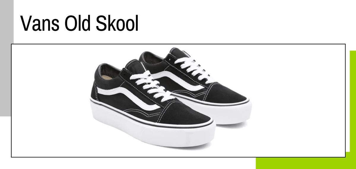 Las mejores ideas para regalar a un papá runner - zapatillas sneaker: Vans Old Skool
