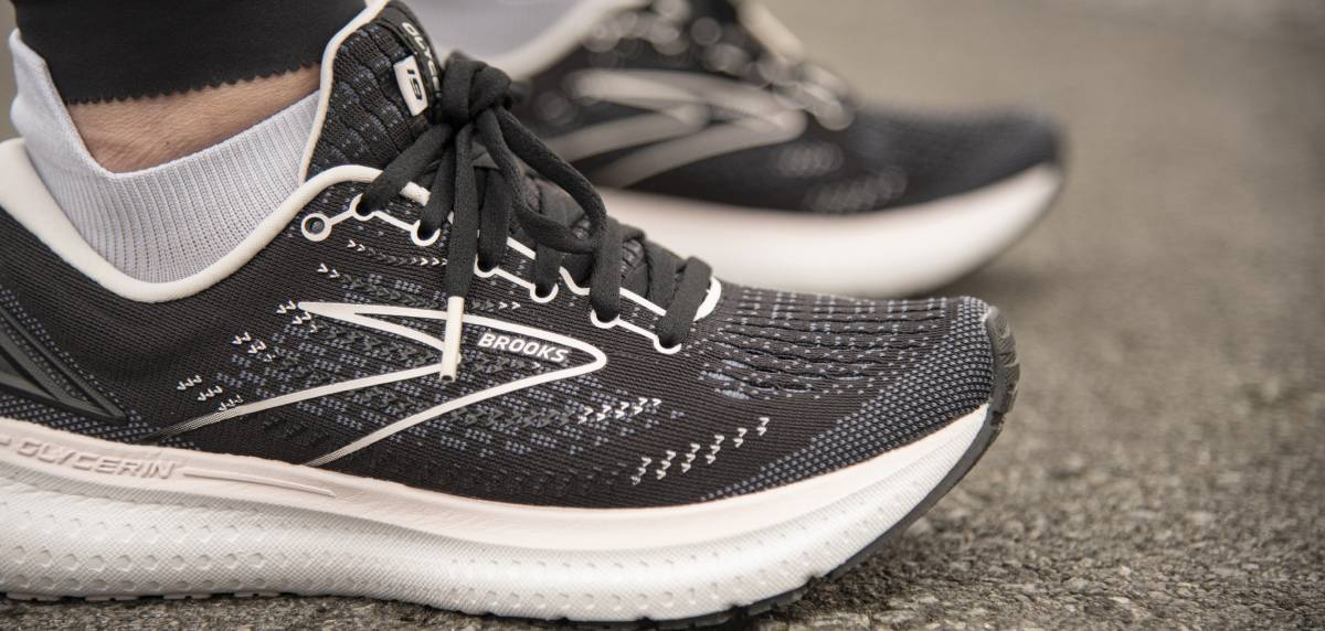 Review Brooks Glycerin 19, diseño