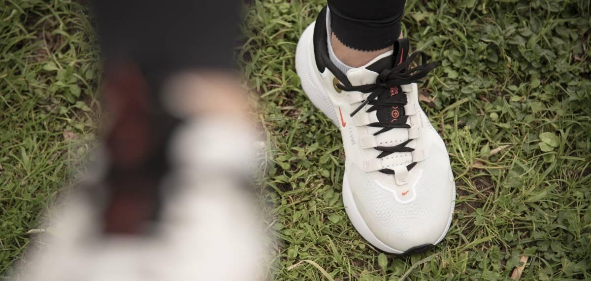Review Nike React Escape Run, distancias