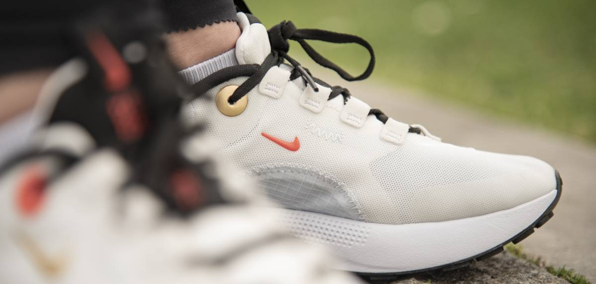 Review Nike React Escape Run, estetica