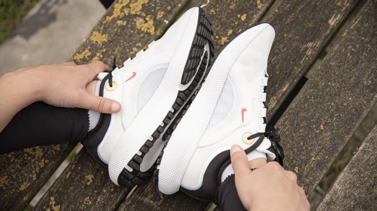 Review Nike React Escape Run, máxima comodidad