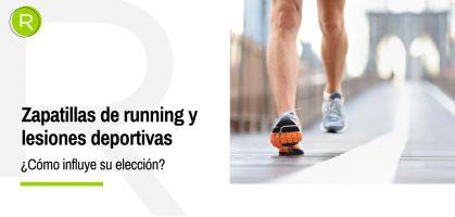 ¿Cómo influye la elección de la zapatilla de running en la probabilidad de lesionarse?