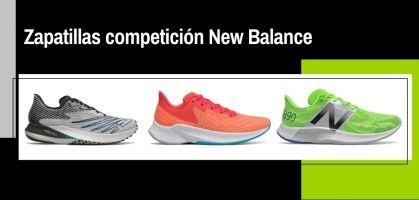 Las 6 zapatillas de competición de New Balance para el día de la carrera